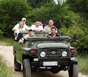 The First Zero Emissions Safari Vehicle