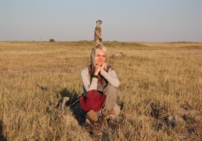 My Kalahari Experience