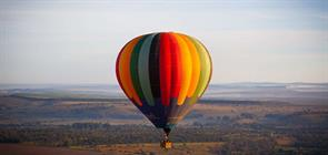 HOT AIR BALLOON RIDES IN AFRICA