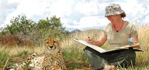 ART ON SAFARI WITH MARY-ANNE BARTLETT